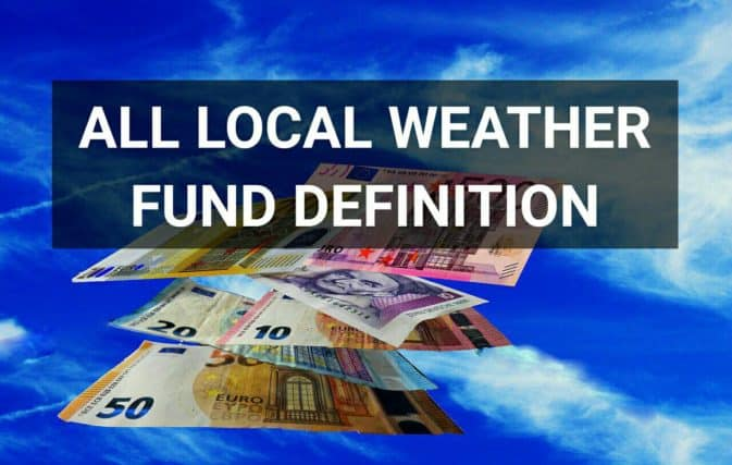 WEATHER FUND DEFINITION