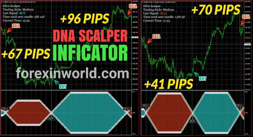 DNA Scalper Indicator