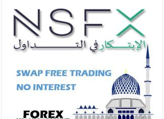 NSFX Islamic Account forex Trading