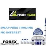 Prodit Trade Islamic Account