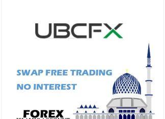 UBCFX Islamische Konten