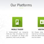 Plutus Global trading platforms