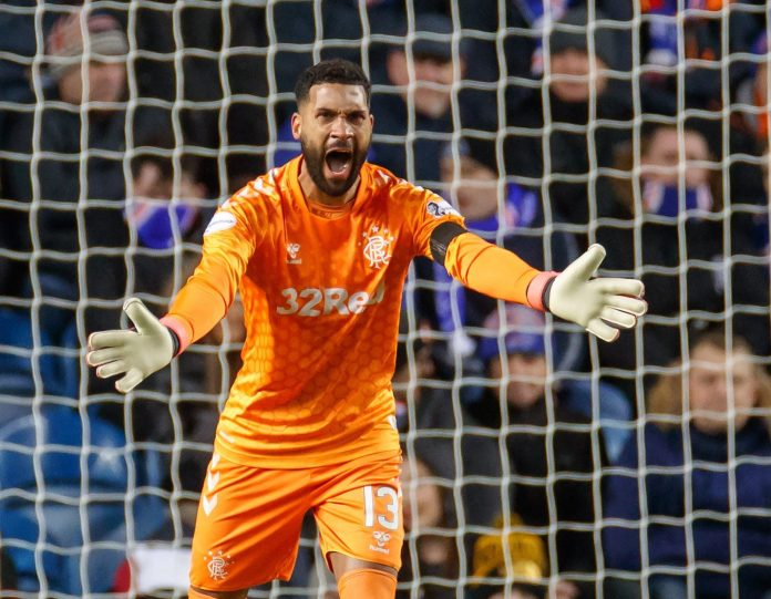 Wes Foderingham, who spent five years at Rangers, has joined Sheffield United