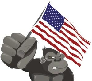 american gorilla