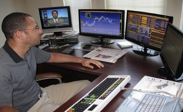 Successful forex traders
