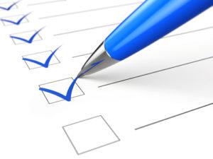 Lista de verificação de negociação-remover-emoções