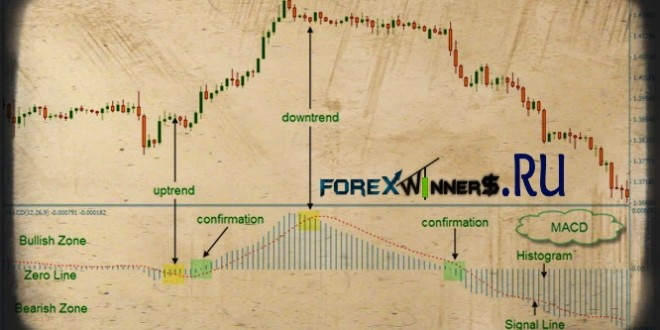 Trend Moving Average Charts