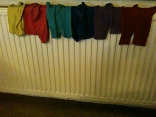 Fairport Convention Socks Day Off