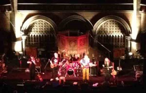Fairport Convention at the Union Chapel