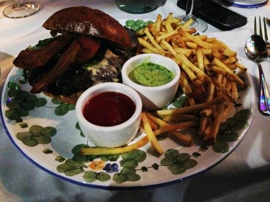 ivy burger