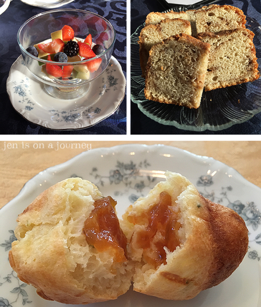 Fruits and breads| ForFriends Inn