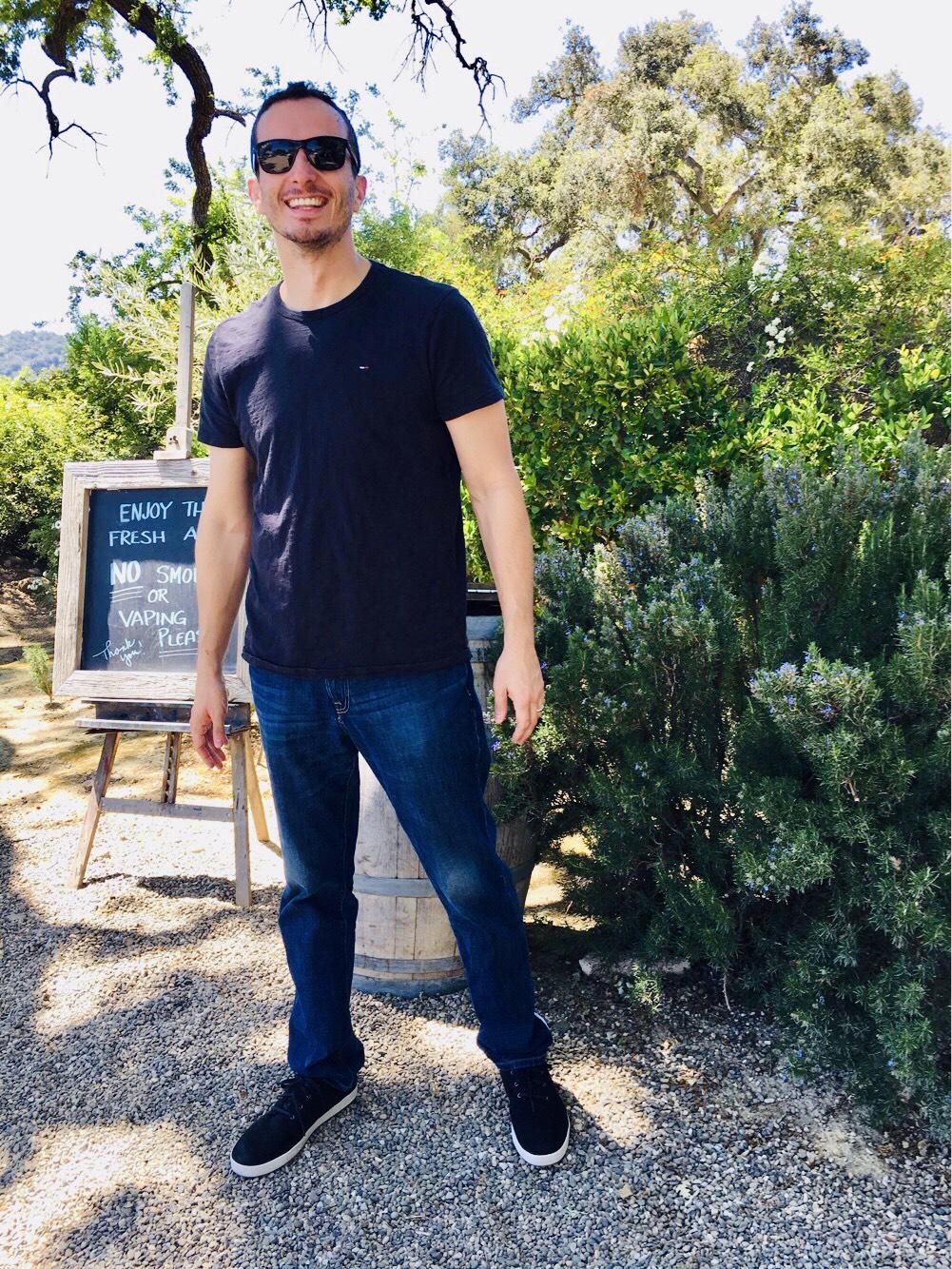Marcin Clark in ForFriends Inn