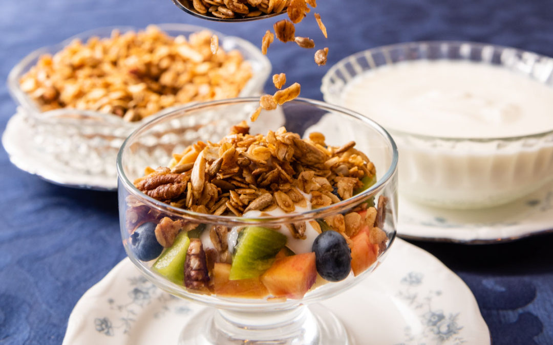 ForFriends Inn Fare: Our Homemade Granola