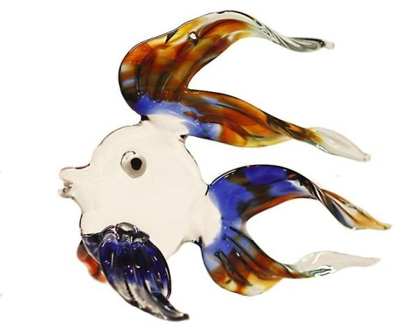 Angel Fish clear body