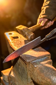 The Knife Forge