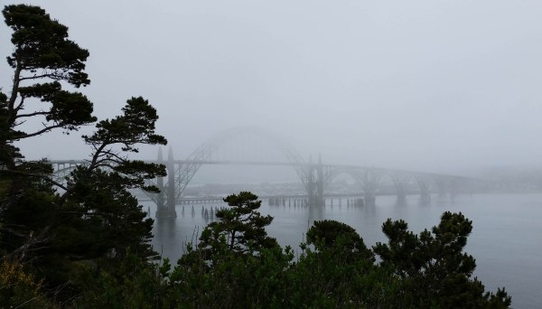 9.2 Adams - Yaquina Bay Bridge, Oregon