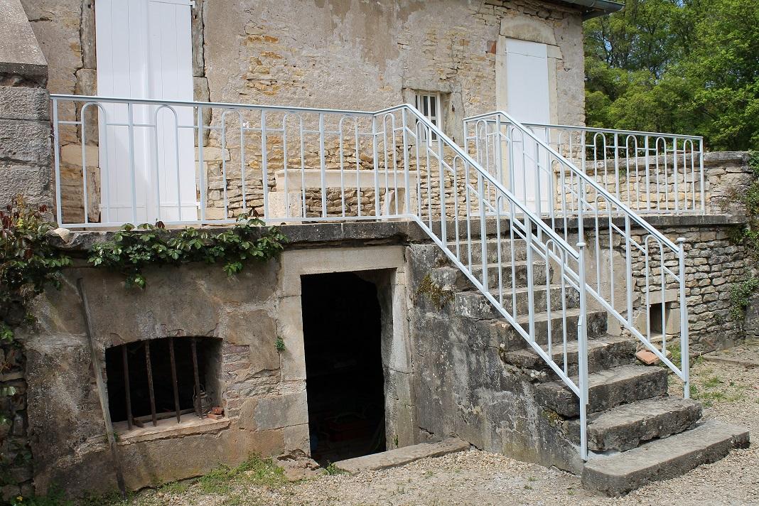 Garde-corps et balcons