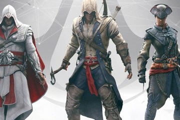 The Assassins - Chapter I