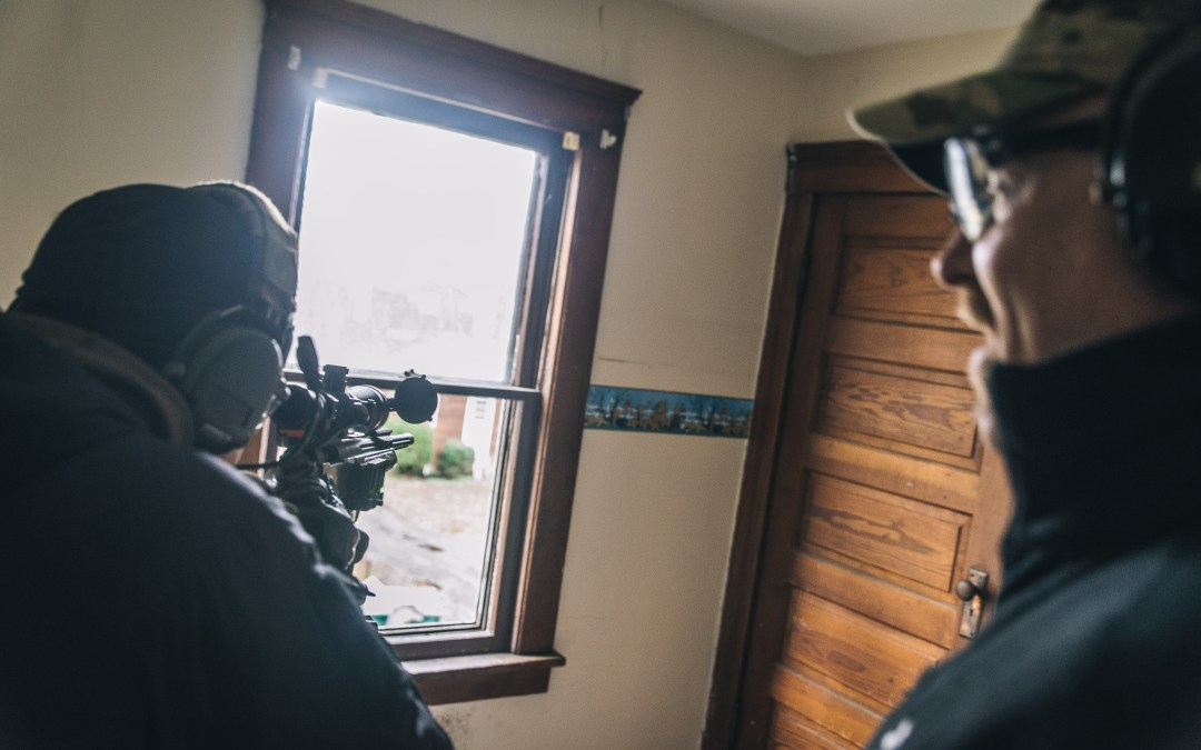 SWAT Sniper Overwatch Sept 28-30, 2018