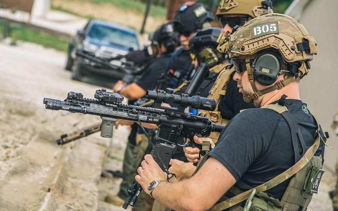 CQB Refresher Feb. 28, 2018 Alliance