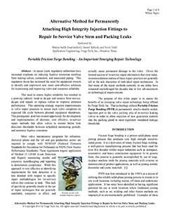 FTI Valve White Paper - 4-15-2014