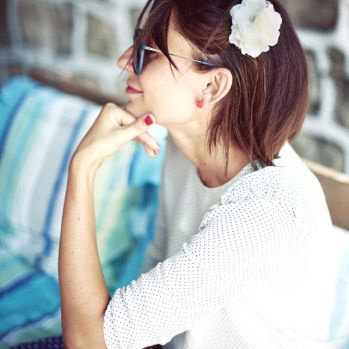Прекрасната Полина Илиева