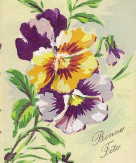 https://www.etsy.com/listing/485560081/purple-and-yellow-pansies-on-vintage?