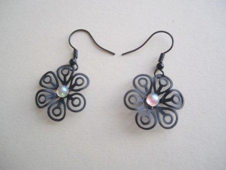 https://www.etsy.com/ca/listing/174031979/black-filigree-flower-earrings-black?