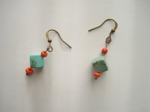 https://www.etsy.com/ca/listing/208847731/colorful-earrings-turquoise-howlite?