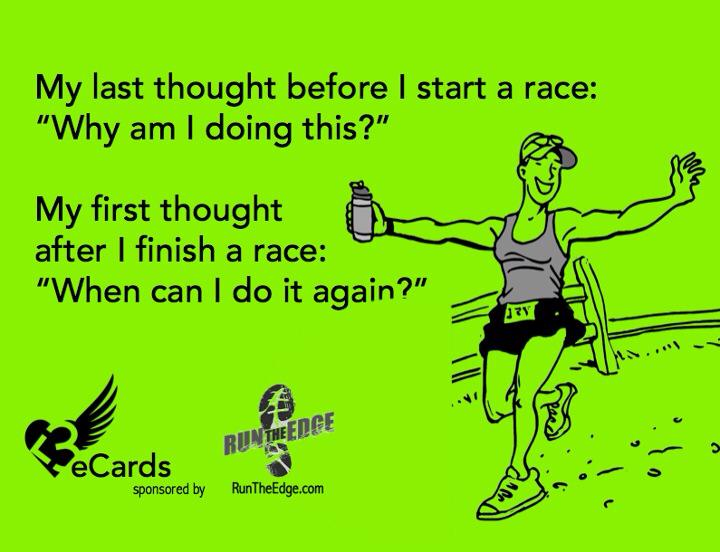 Image result for half marathon race PR ecard