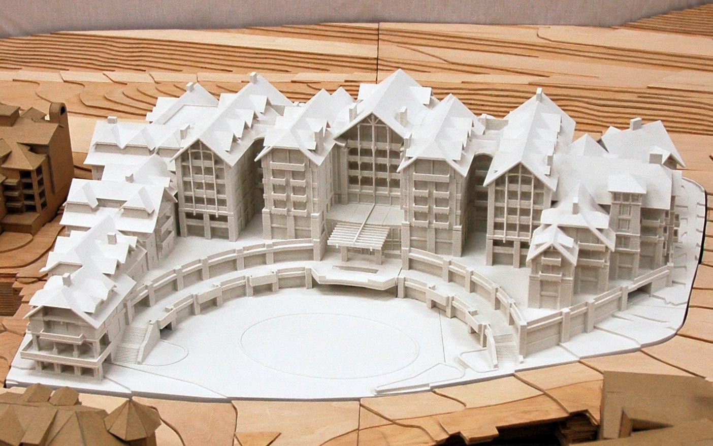 Architecture Models Forgge