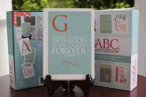 ABC Scripture Card Giveaway