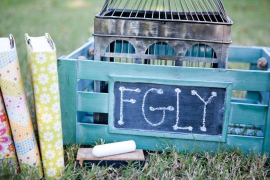 FGLY Chalk Board