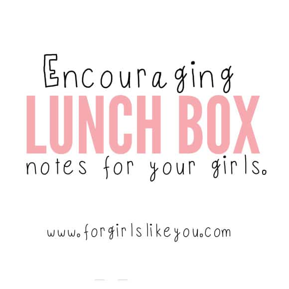 FGLY Lunchbox Note pic