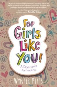Girls Devotional Kit Giveaway!