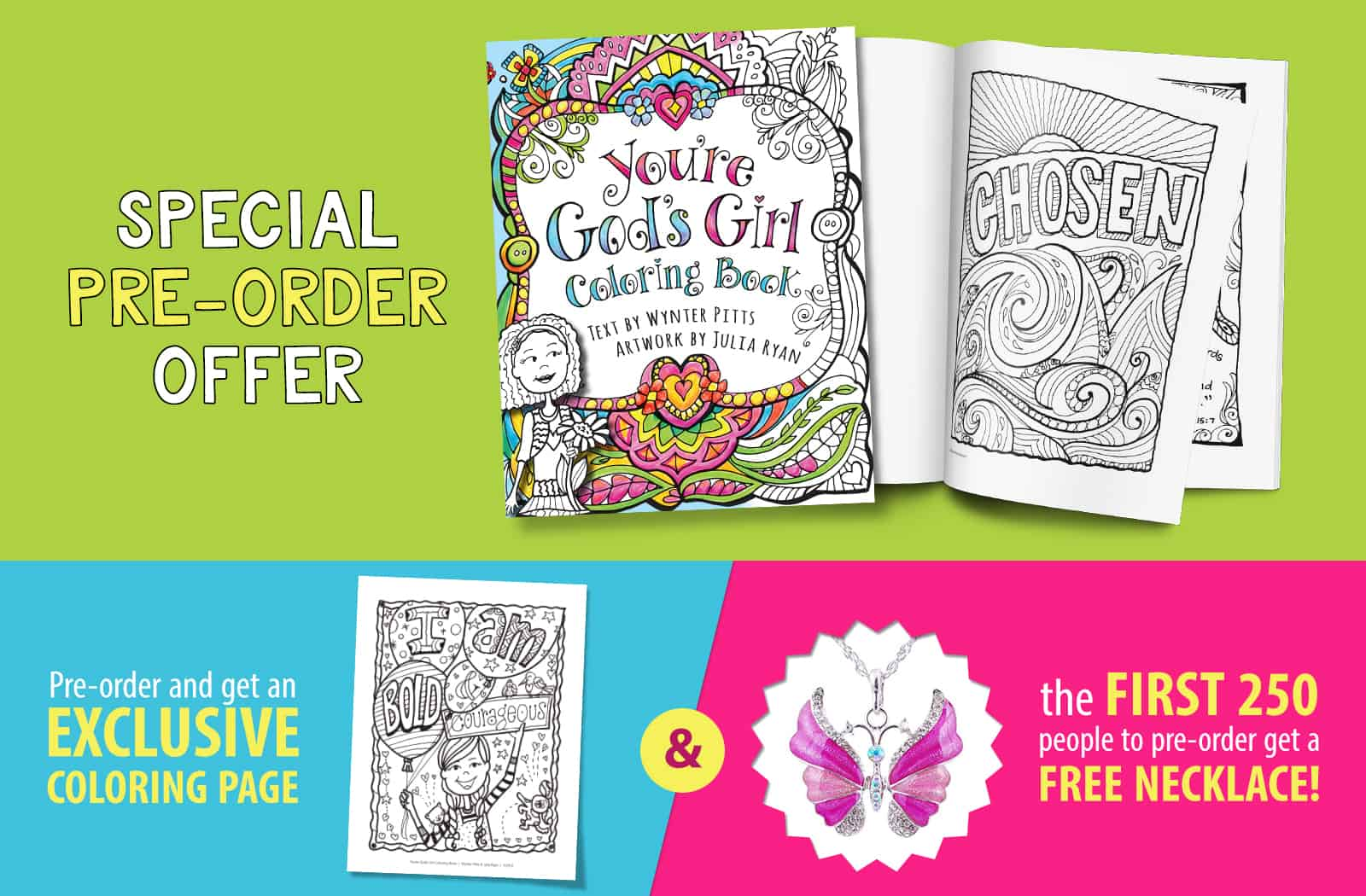 You\'re God\'s Girl! Coloring Book for Tweens! - For Girls Like You