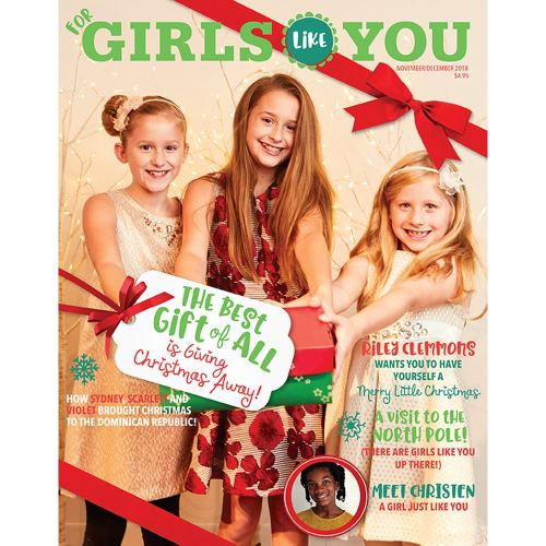 For Girls Like You Nov/Dec 2019