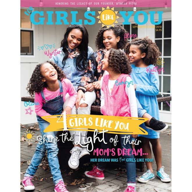 For Girls Like You September 2018