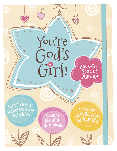 Your God's Girl Planner