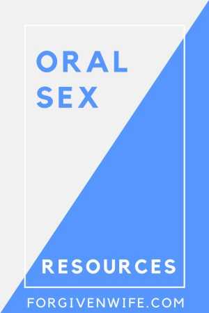 Oral sex resources