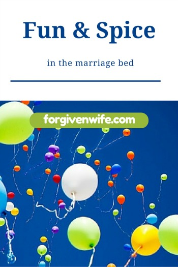 Are you ready to spice up your marriage bed?