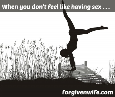 my wife dont like sex