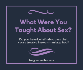 Do you have beliefs about sex that cause trouble in your marriage bed?