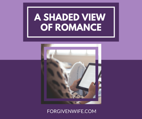 The emotional connection portrayed in romance novels had a negative effect on my marriage.