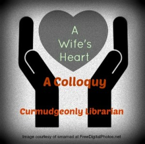 CSL and I have a dialogue about my recent guest post at The Curmudgeonly Librarian.