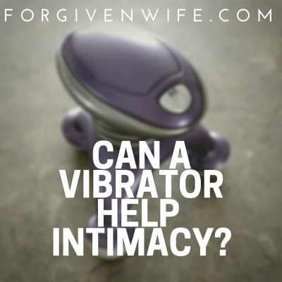 Can a vibrator help the intimacy in your marriage?