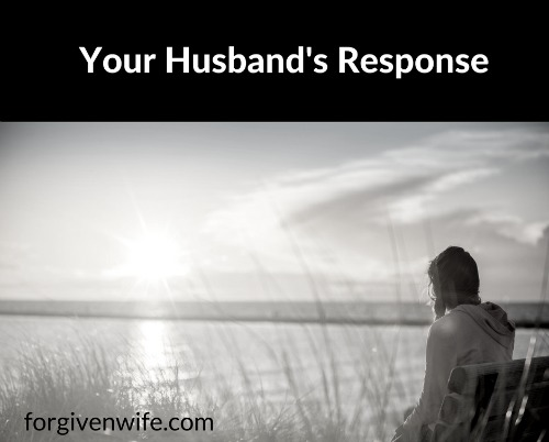 Has your husband responded negatively to your efforts to work on sex?