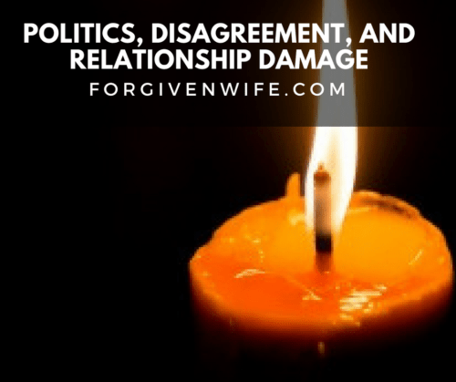 How do you manage disagreement in your marriage?
