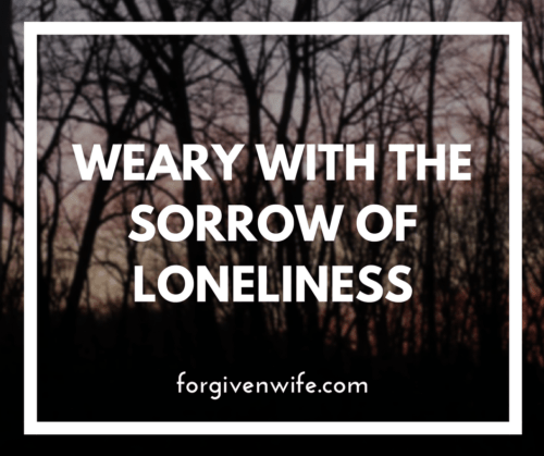 Do you feel lonely in your marriage?