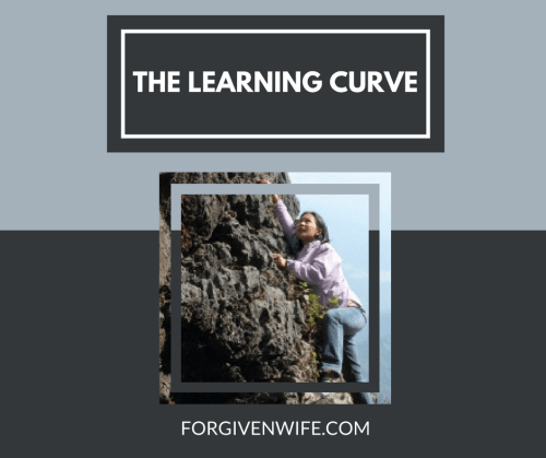 You can conquer the learning curve!